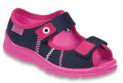 Dievčenské sandálky BEFADO - 969X105 b32cafaa57e