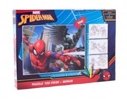 Puzzle Spiderman 100 ks