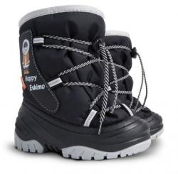 7c1dd6c8aa Chlapčenské snehule DEMAR - Happy Eskimo C