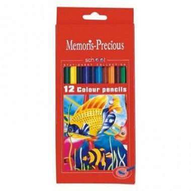 Pastelky 12ks Memoris