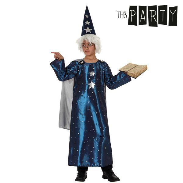 Karnevalový kostým Party Mudrc 3-4r