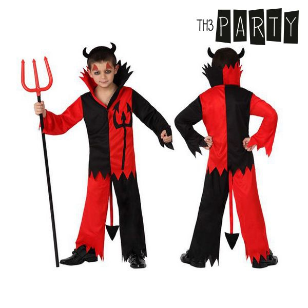 Karnevalový kostým diabol 10-12r