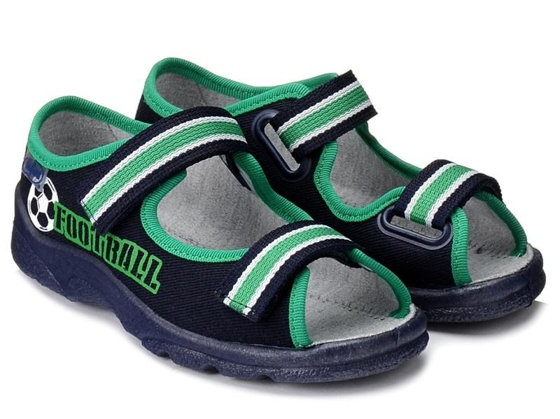 Chlapčenské sandálky BEFADO - 969X078 25