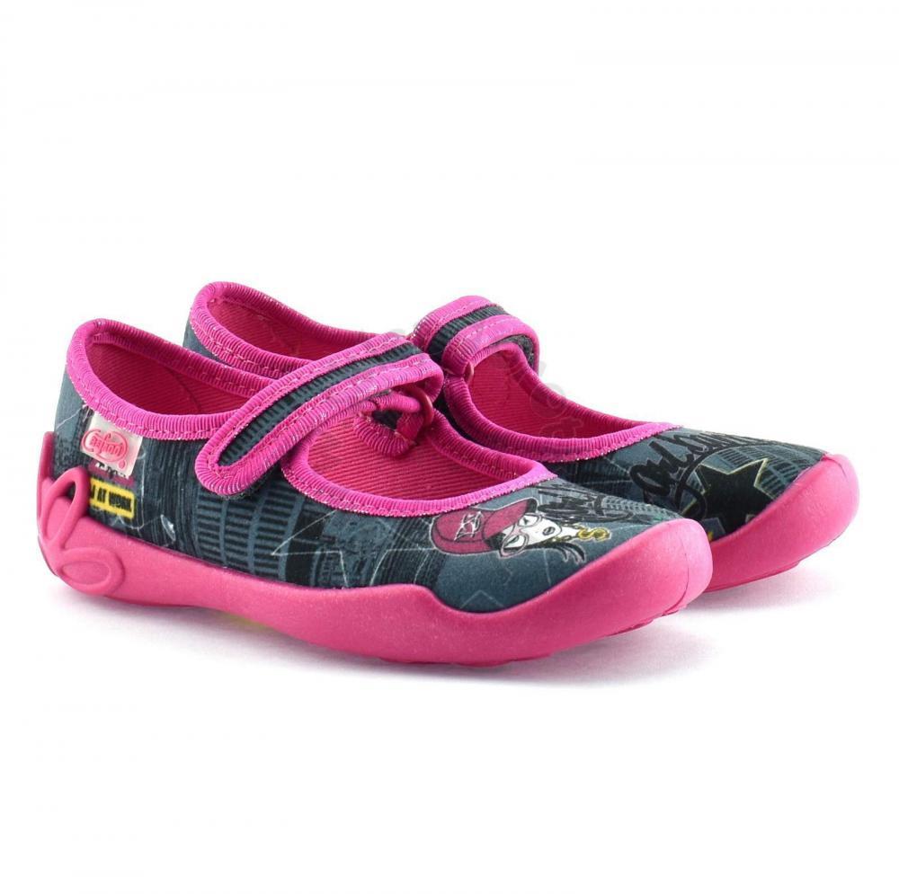 Dievčenské papuče BEFADO - 114X274 25