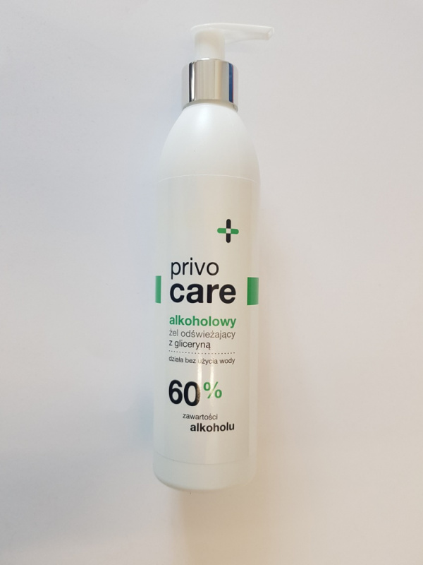 Antibakterialny gél Privo care 300ml