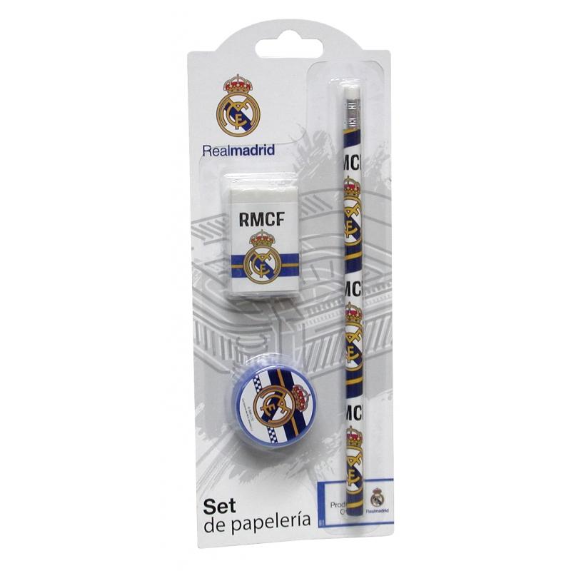Školský set Real Madrid set 3ks