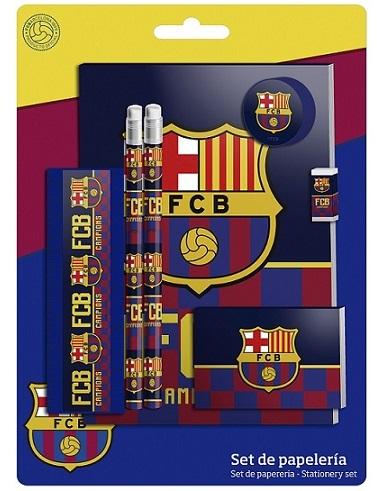 Fc Barcelona písací set 7ks