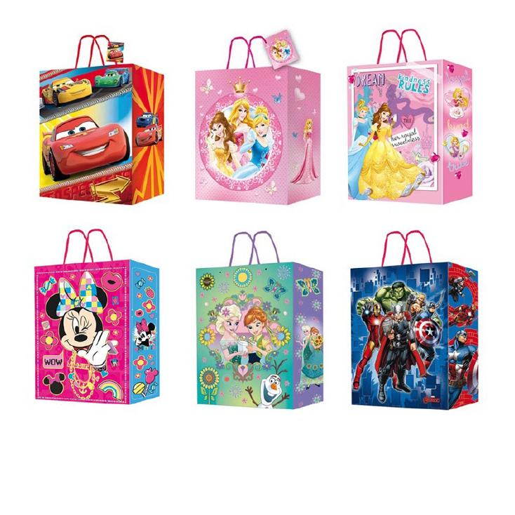 Darčeková taška Disney 6 druhov