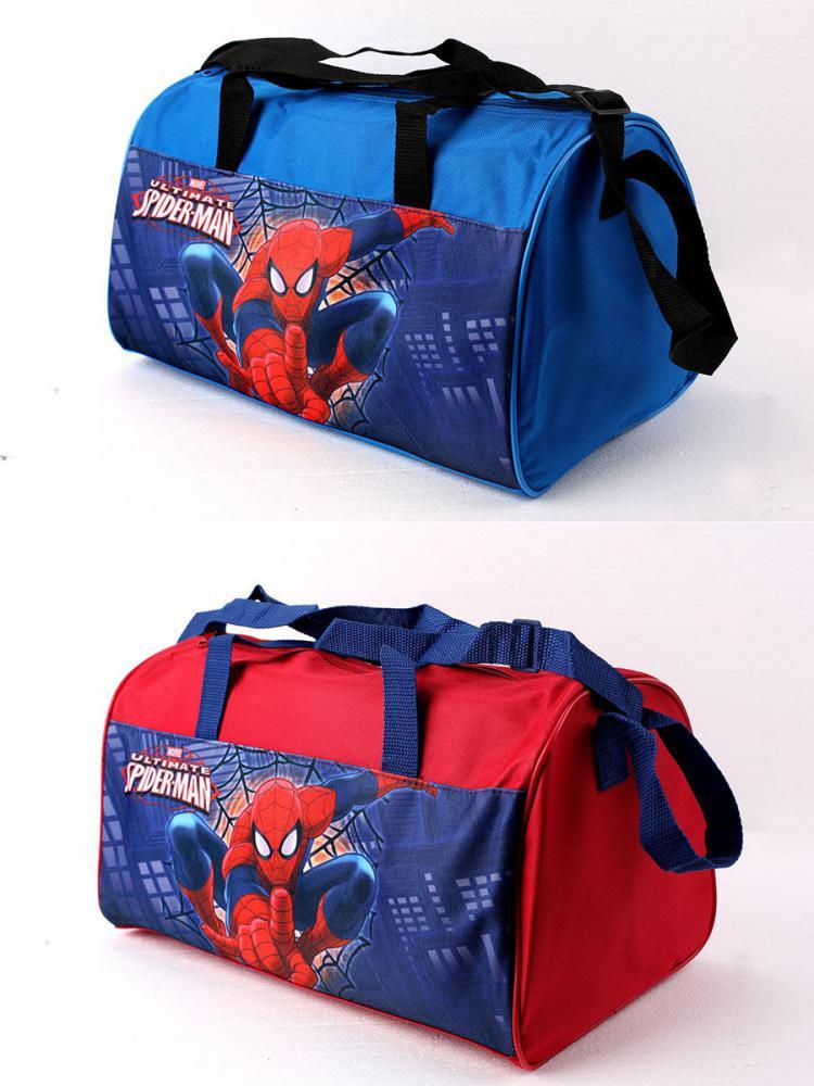 Športová taška Spiderman červená