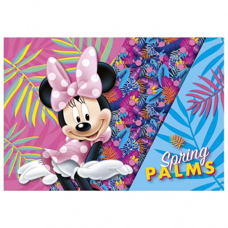 Podložka na stôl obojstranná Minnie Mouse