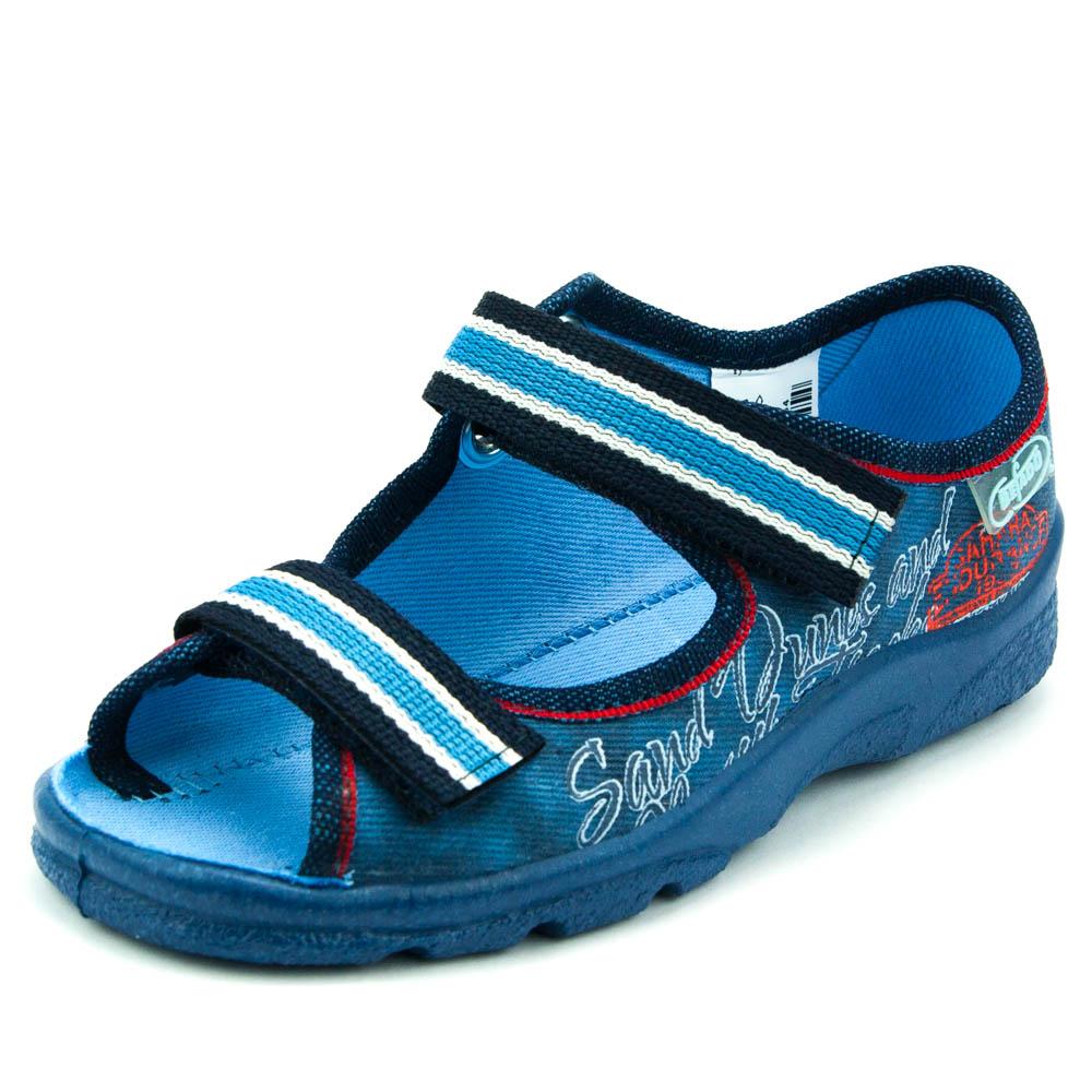 Chlapčenské sandálky BEFADO - 969X129 27