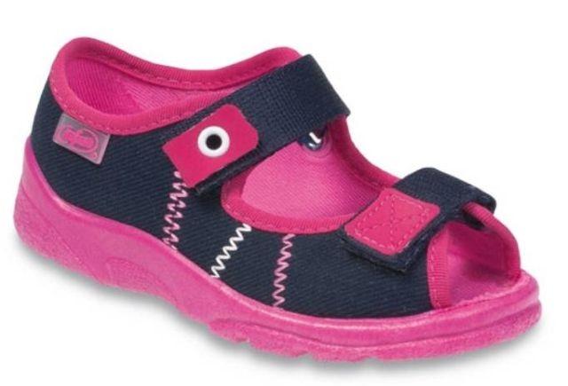 Dievčenské sandálky BEFADO - 969X105 25