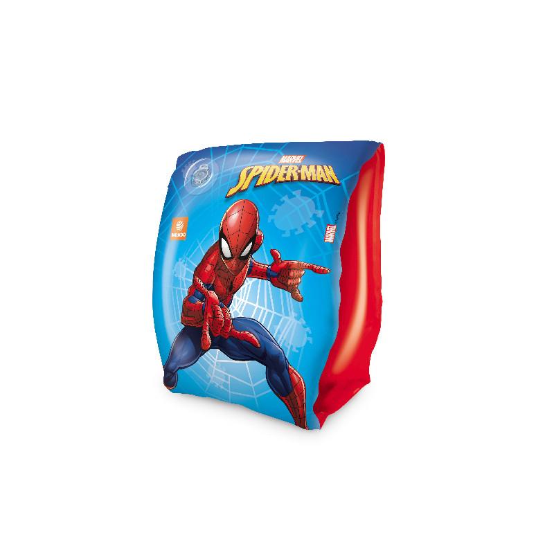 MONDO Nafukovacie rukávy Spiderman 15x23cm