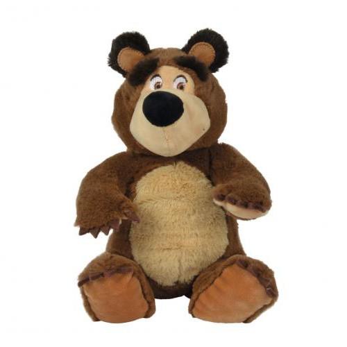 Plyšový medveď 20cm- z Máša a medveď