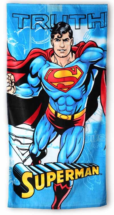 Osuška Superman