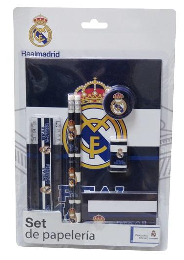 Písací set 7ks Real Madrid