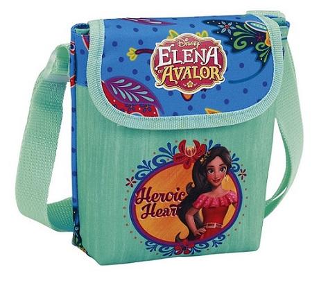 Taška Elena z Avaloru cez rameno