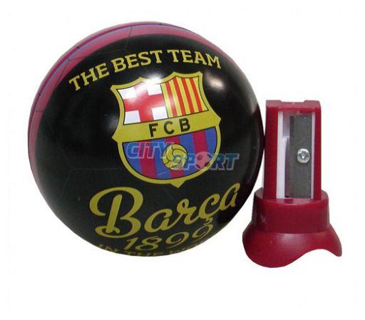 Strúhadlo FC Barcelona v tvare lopty