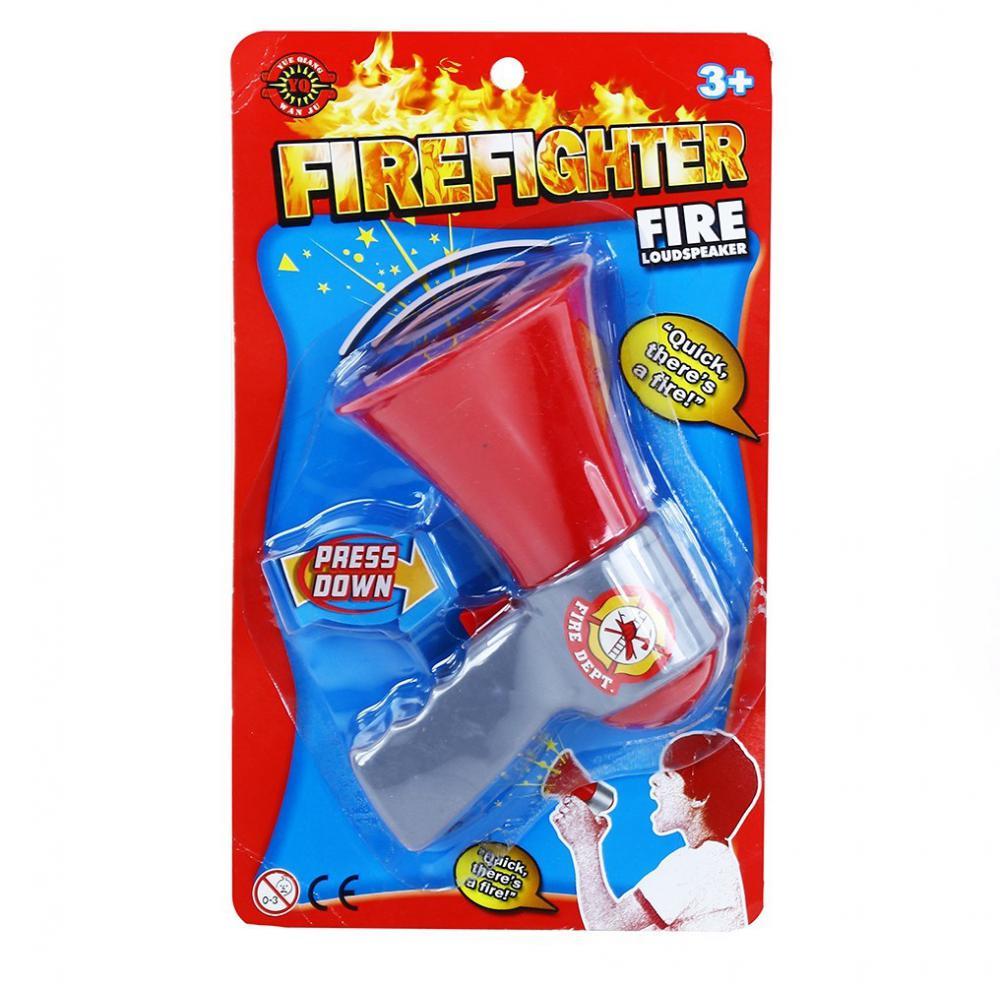 Megafón hasiči