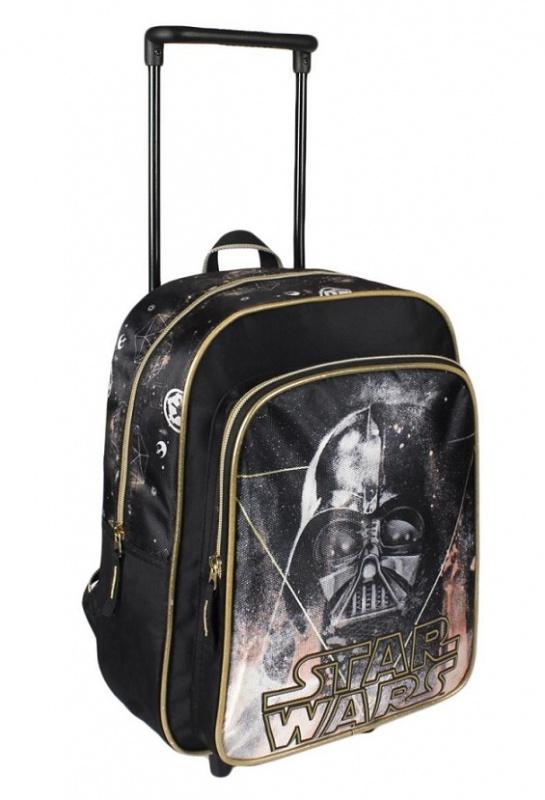 Cestovný kufor Star Wars na kolieskach