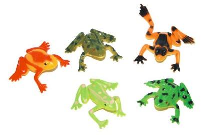 Žaby v sáčku 5ks