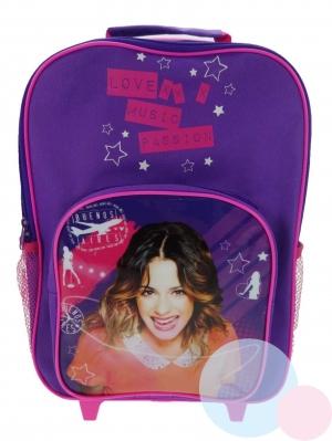 Cestovný kufor na kolieskach Violetta uni