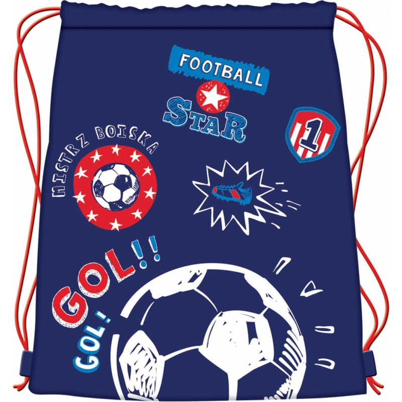 Vrecko na prezúvky Futbal