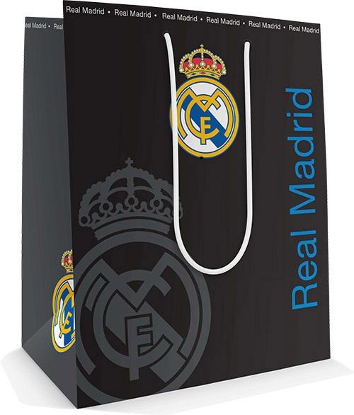 Darčeková taška Real Madrid XL
