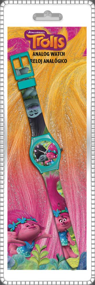 Náramkove hodinky Trolls Trollovia ručičkové